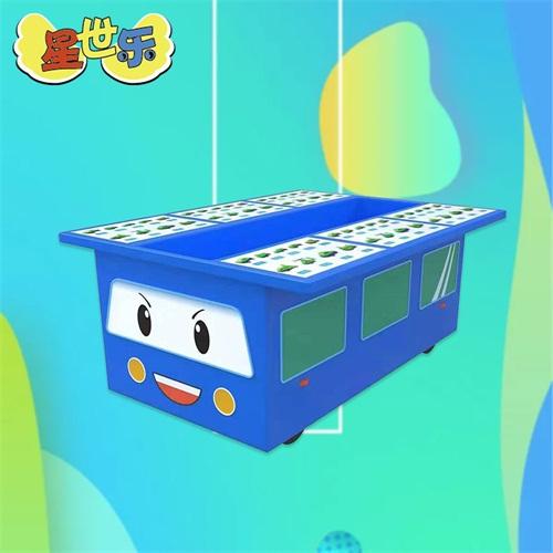 宝宝巴士玩具车