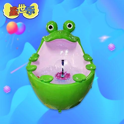 上海青蛙鱼池