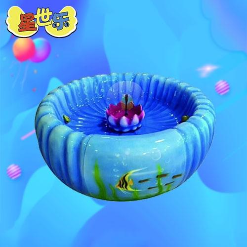 莲花钓鱼池
