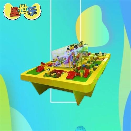 儿童乐园设计的室内游乐设备为什么丰富