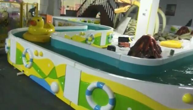 恐龙考古探索&欢乐水道漂流水陆两栖乐园-视频案例